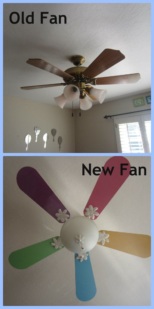 How to replace your ceiling fan