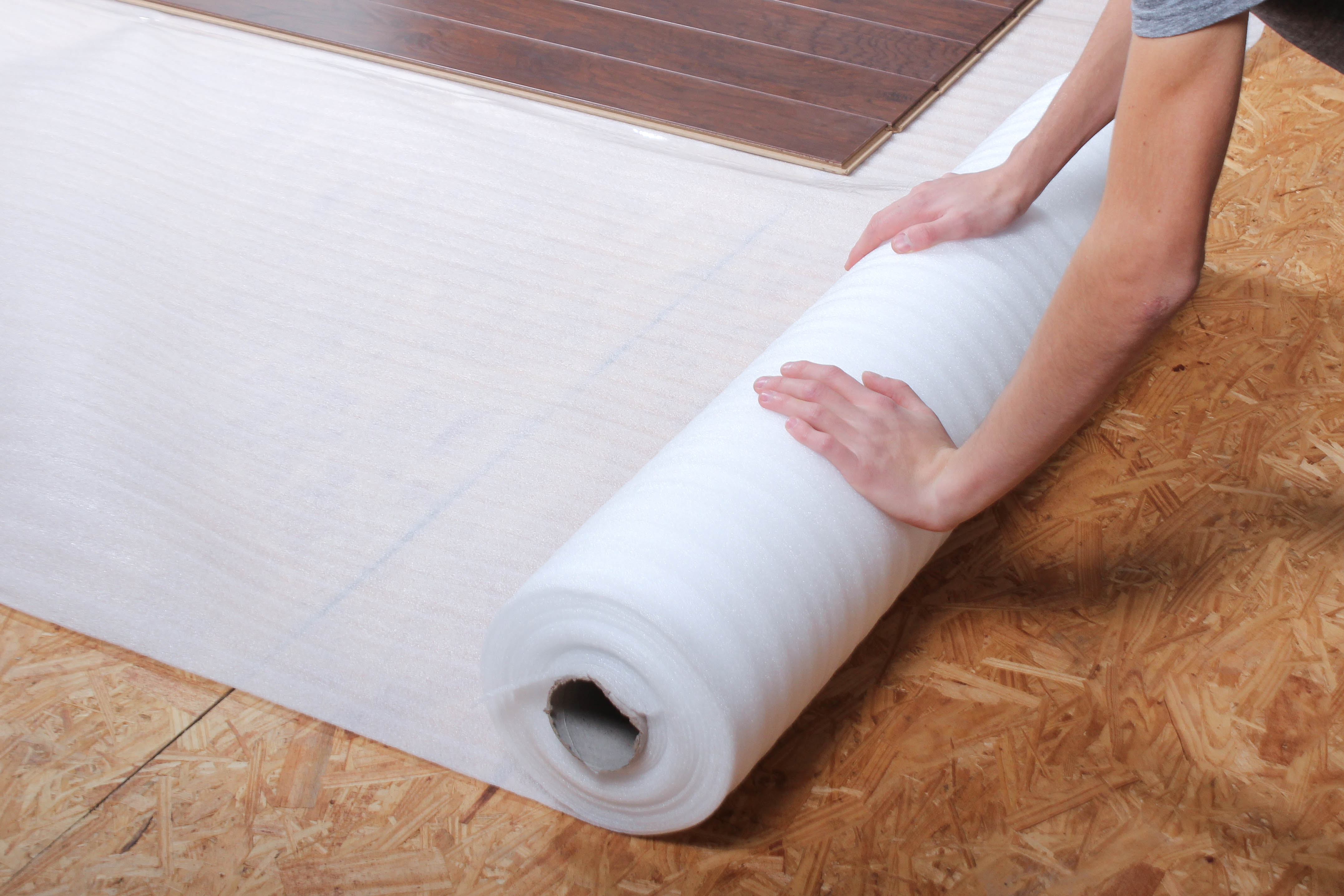 How To Install Standard Flooring Underlayment – An Illustrated Step-by-Step Guide