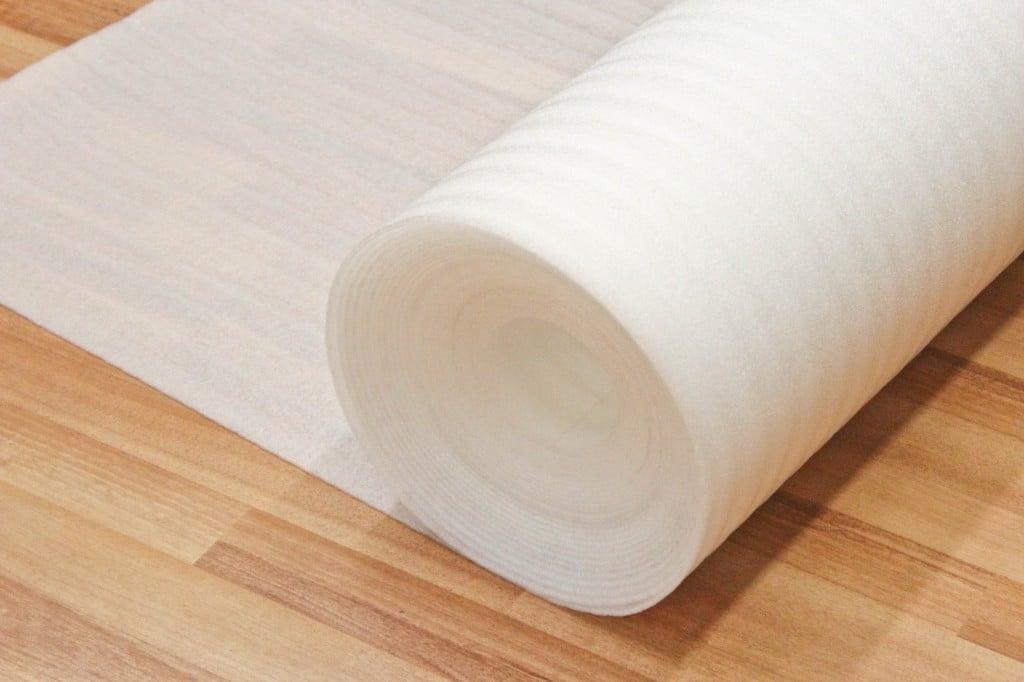 Standard Laminate Flooring Underlayment