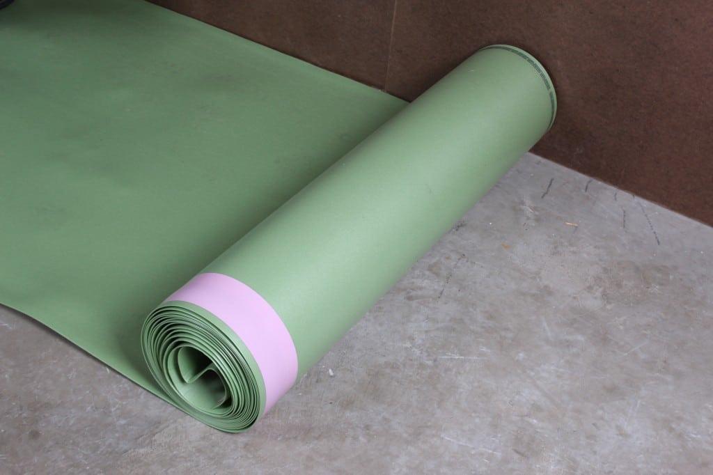 Floor Muffler Ultraseal 2mm Laminate Flooring Underlayment
