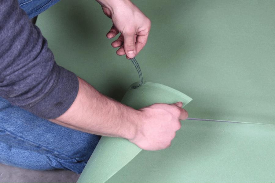 Secure Floor Muffler underlayment