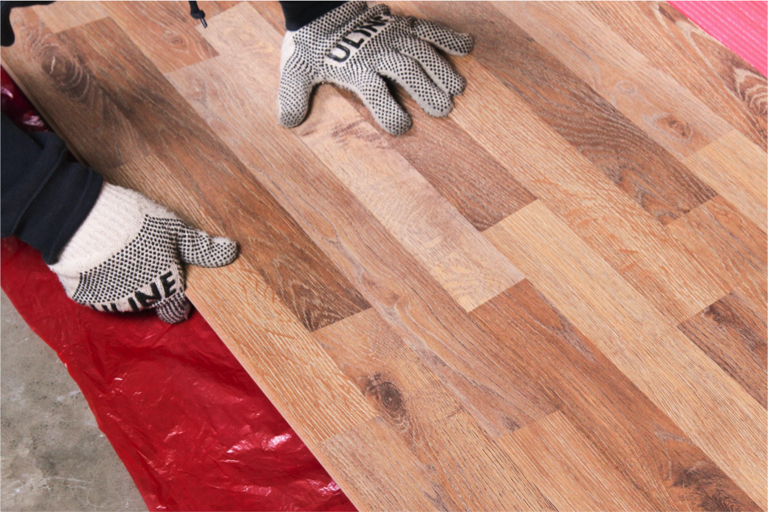 Lay Your Flooring
