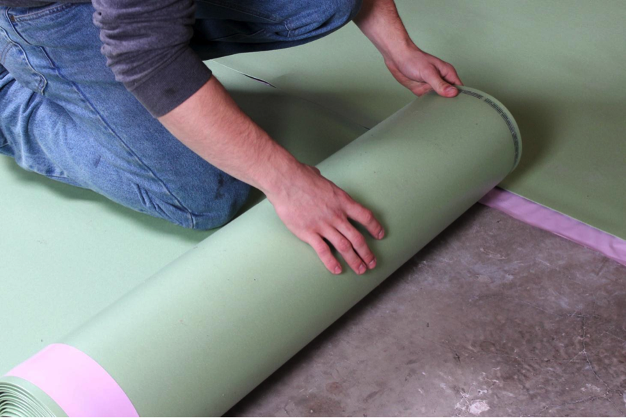 Best Underlayment For Laminate Flooring img Can I Use A Thick Or Double Layer Underlayment With Laminate Flooring