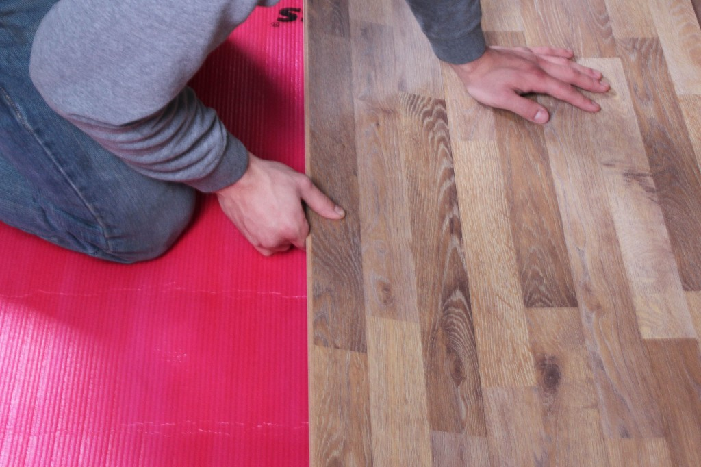How To Repair Laminate Flooring Bucking Laminate Flooring