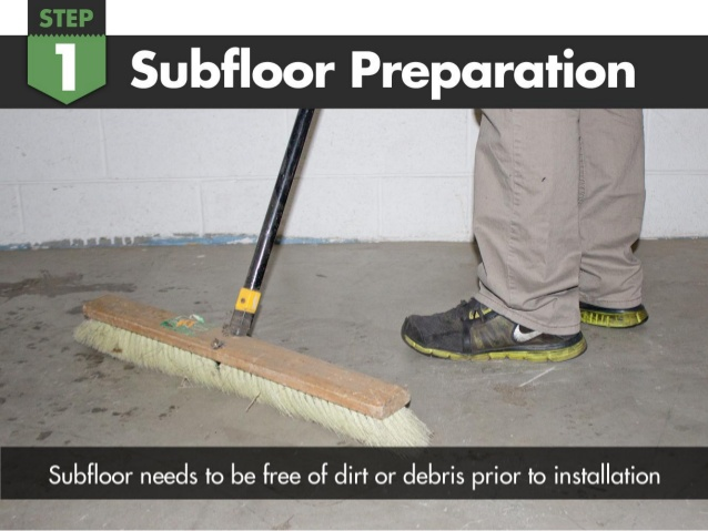 Check Your Subfloor