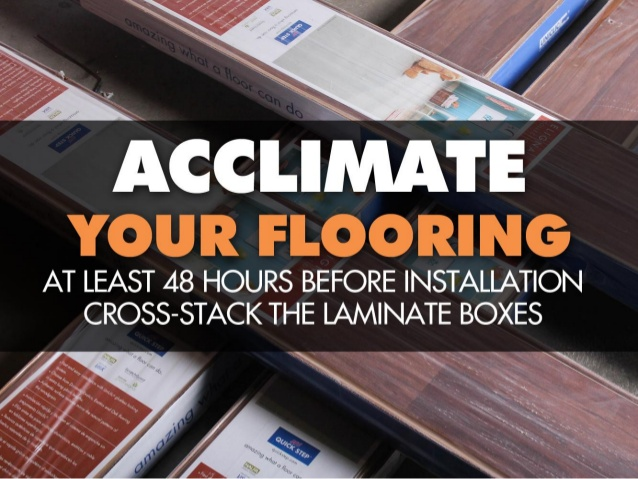 Step 7 Install Your Flooring