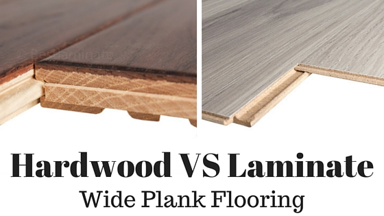 why wide laminate flooring planks are so trendy