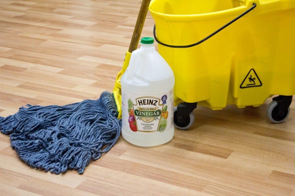 How To Re Laminate Floor Shine