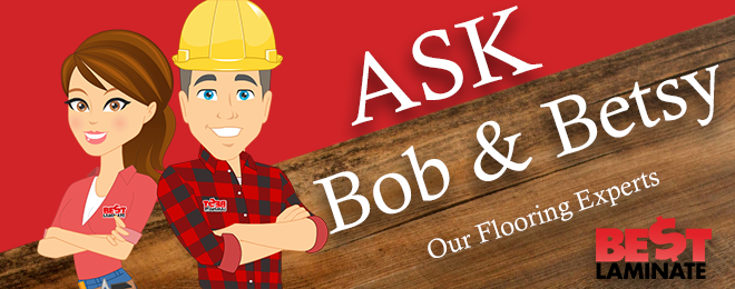 Ask Bob and Betsy: What Goes With Oak Colored Flooring?