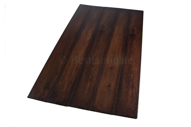 Timeless Designs French Bleed Coffee Laminate Flooring