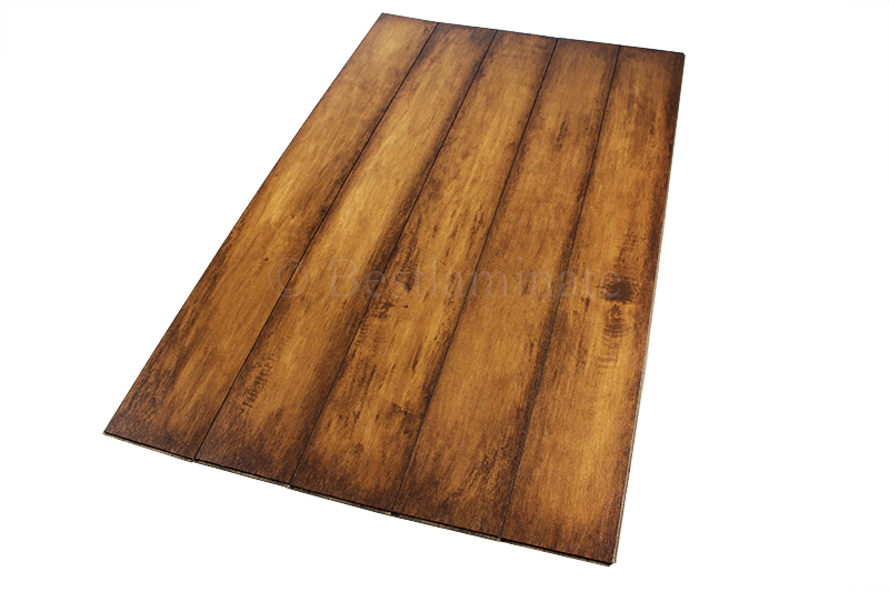 Timeless Designs French Bleed Natural Laminate Flooring