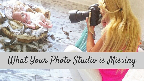 What Your Photo Studio Is Missing