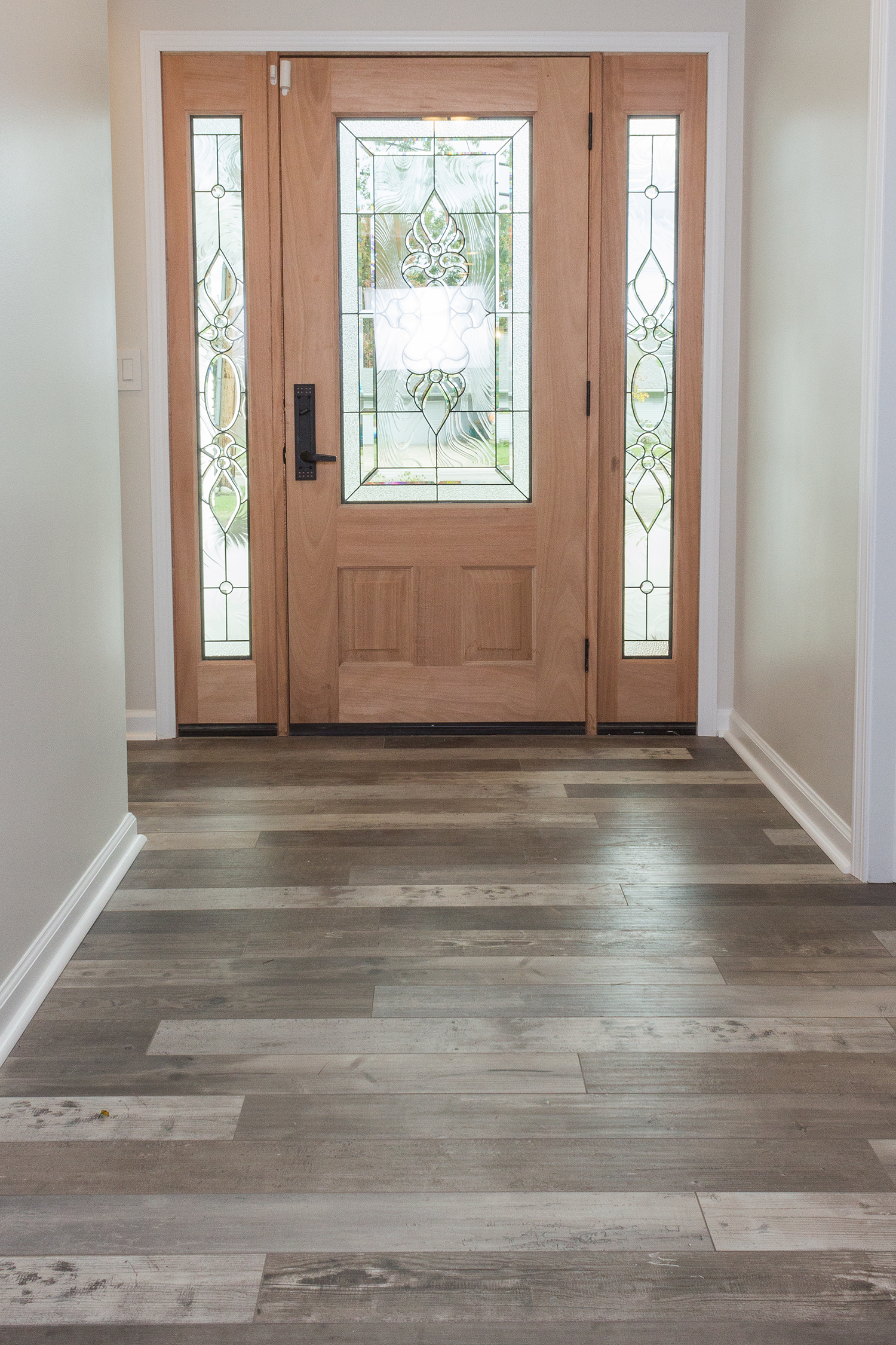 Dark Laminate Flooring With White Trim Designs Wright Armstrong Architectural Remnants Seaside Pine Dockside L6656 76