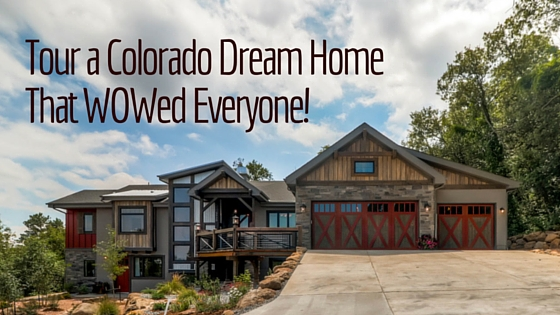 Tour a Colorado Dream Home That WOWed Everyone!