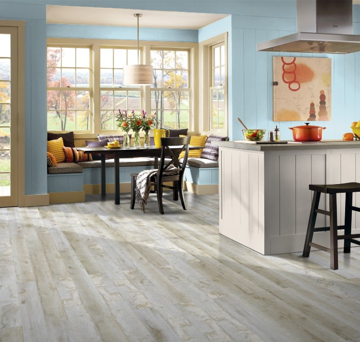 Armstrong Rustics Forestry Mix White Washed laminate flooring
