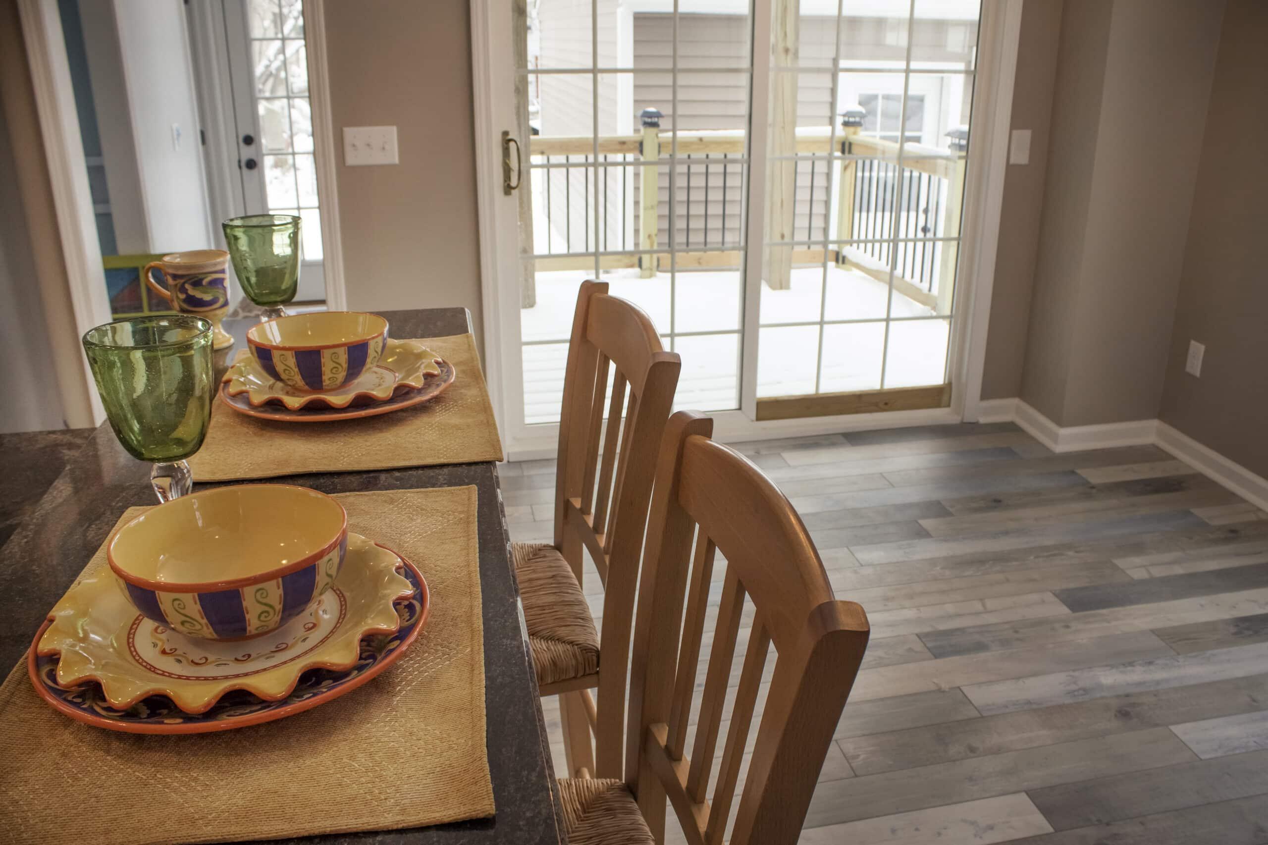 Coastal House Flip with Armstrong Relcaimed Laminate Floors