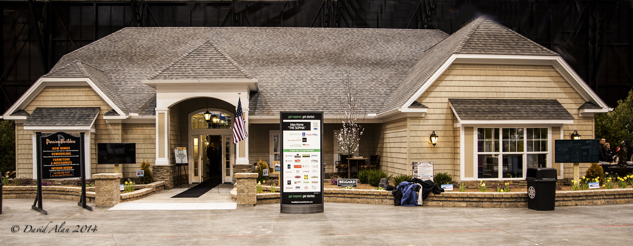 Perrino Idea Home at The Home & Garden Show
