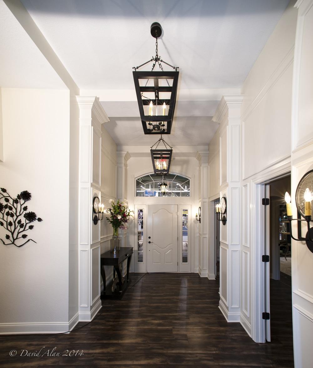 Idea House Perrino Home and Garden Show Entryway