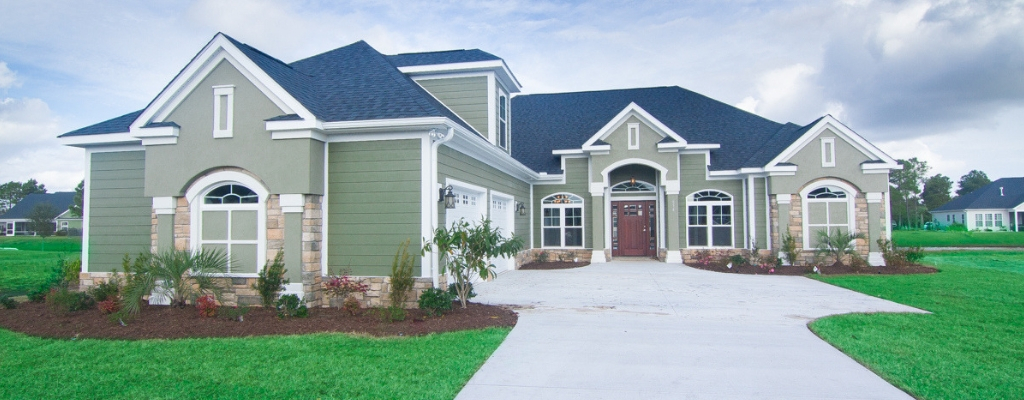Myrtle Beach Home Front View