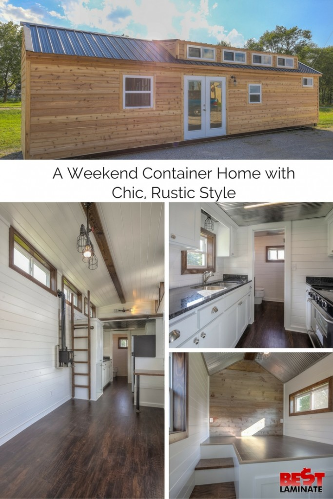 Rustic Container Home