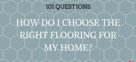 Choosing the Right Flooring