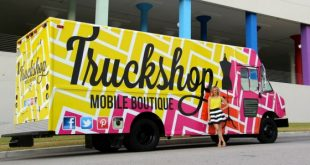 TruckShop Mobile Boutique Remodel