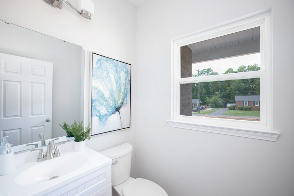 staged home bathroom 1