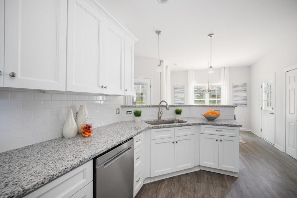 virtual home tour kitchen