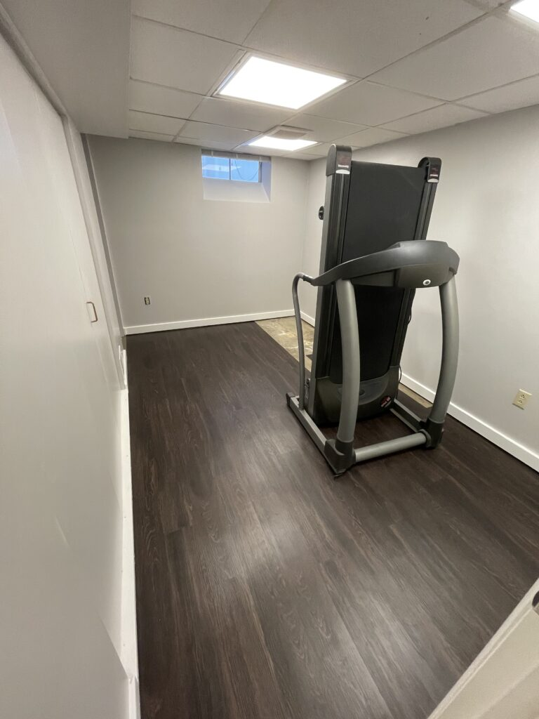 affordable home gym installation