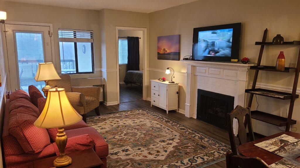 elegant home living room
