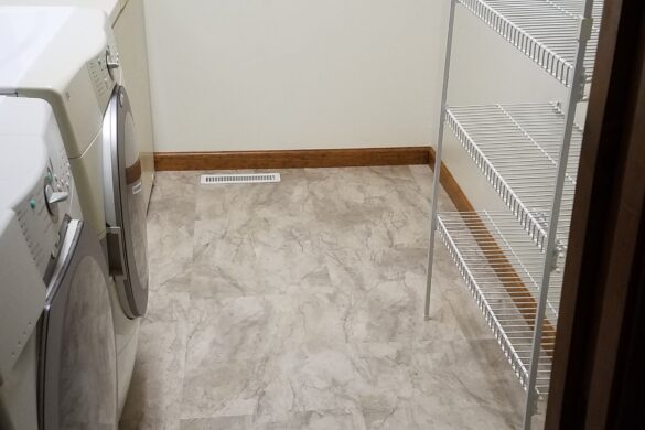 laundry room flooring
