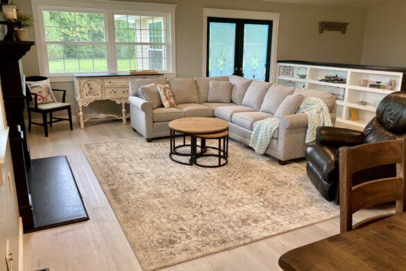 classy living room