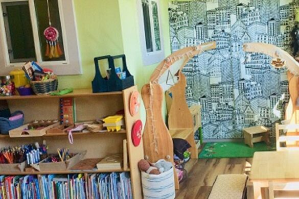 Bright Playroom
