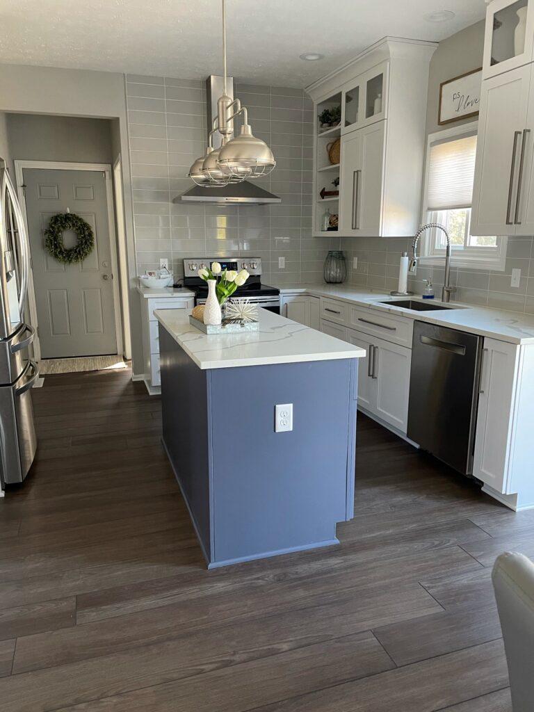 modern interior design kitchen