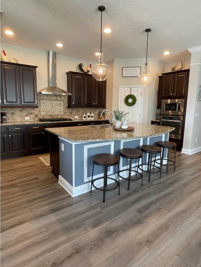 gorgeous home kitchen
