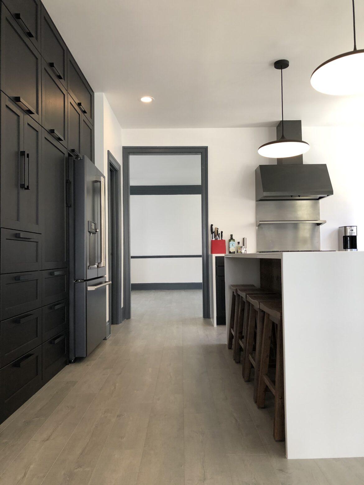 minimalist home tour kitchen design