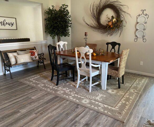 fall dining room inspiration