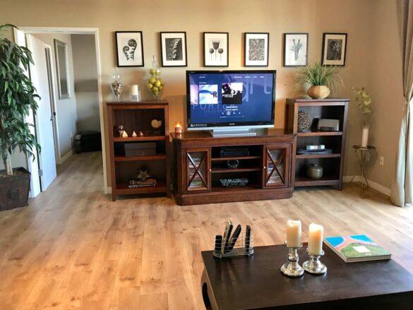 neutral family room