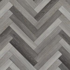 COREtec Plus Enhanced Herringbone Antioch Oak Vinyl Flooring