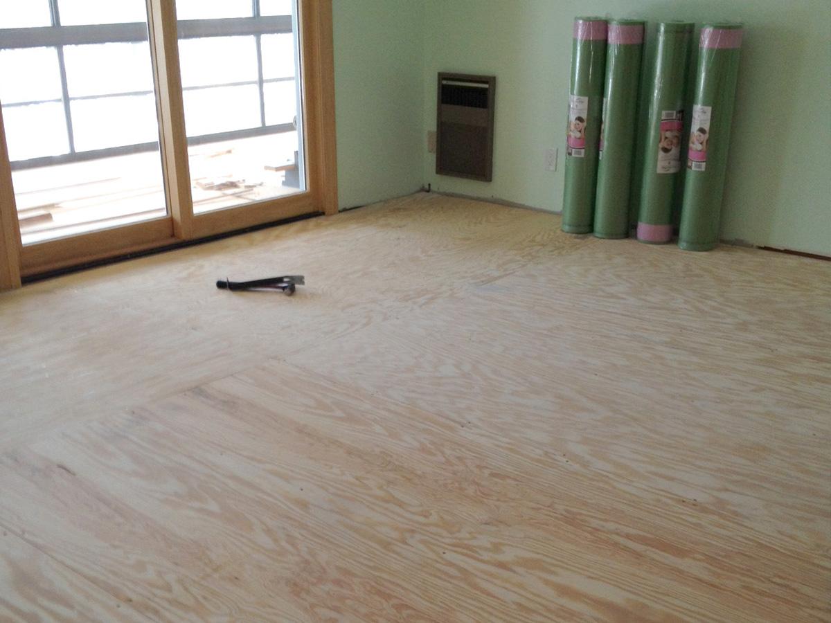 Laminate Flooring, How To Prep A Concrete Floor For Laminate Flooring Installation