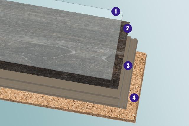 Armstrong Hybrid Vinyl Flooring