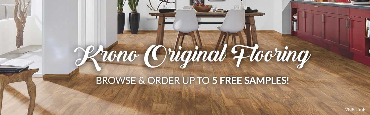 Krono Original Laminate Flooring Collection Of Eight Classic Decors