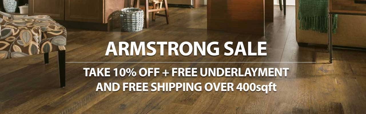 Armstrong Sale