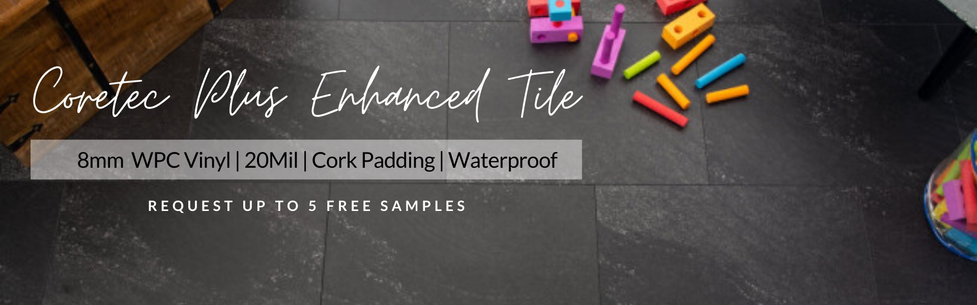 COREtec Plus Enhanced Tile