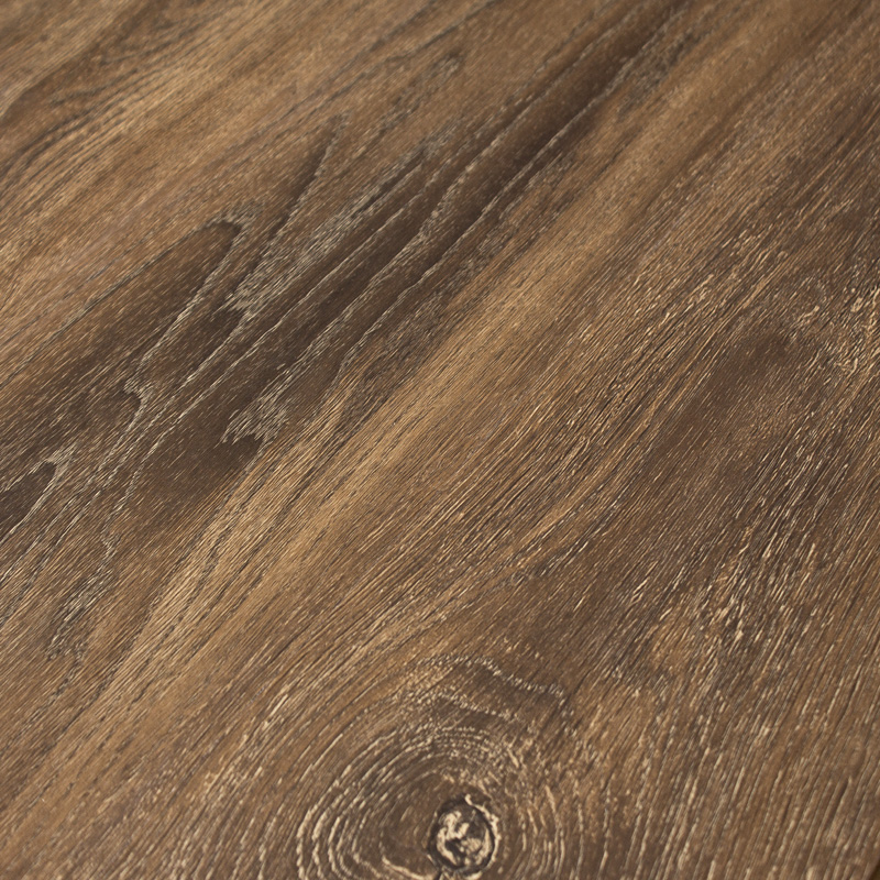 Timeless Designs Wire Brushed Collection Brown Cs13011 Laminate Flooring Attached Pad
